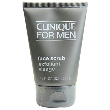 Amazon Com Clinique Skin Supplies For Men Face Scrub 100ml 3 4oz Clinique Beauty