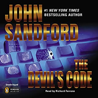 The Devil's Code     Kidd, Book 3              By:                                                                                                                                 John Sandford                               Narrated by:                                                                                                                                 Richard Ferrone                      Length: 8 hrs and 53 mins     310 ratings     Overall 4.3