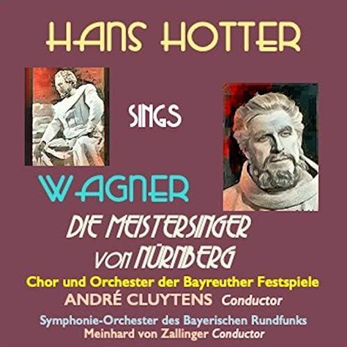 ハンス・ホッター, アンドレ・クリュイタンス & Chor und Orchester der Bayreuther Festspiele