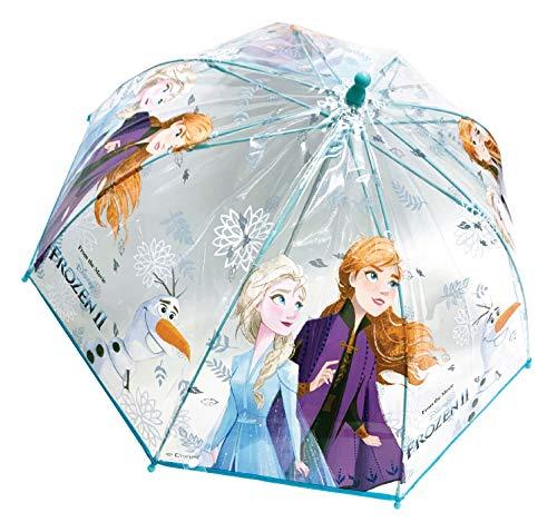 Disney Frozen Kids Bubble PVC Umbrella 60CM