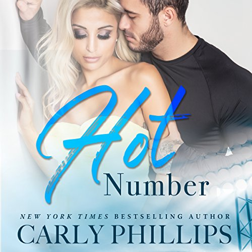 Hot Number audiobook cover art