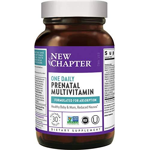 New Chapter Prenatal Vitamins Prenatal...