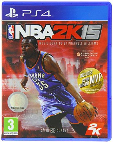 NBA 2K15 (PS4) - [Edizione: Regno Unito]