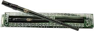 comprar comparacion Clarke Tinwhistle CWD - Flauta irlandesa (en Re, de hojalata), color verde