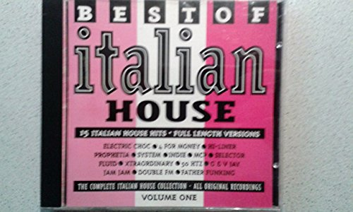 Best of Italian House Volume One
