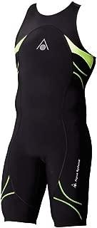 Aqua Sphere Energize Triathlon Speedsuit Male Black/Light Green 34