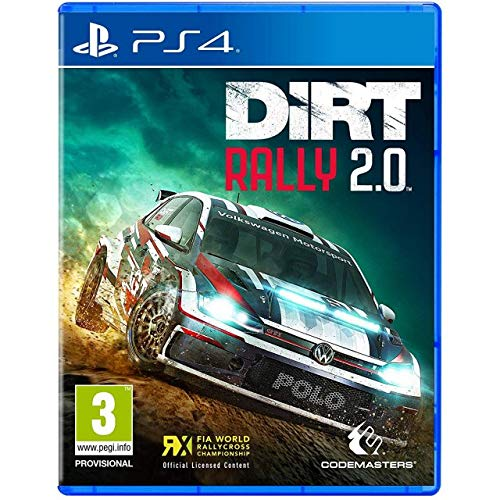 Dirt Rally 2.0: Game Of The Year Edition PS4