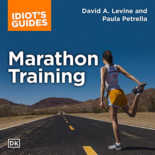 The Complete Idiot's Guide to Marathon Training cover art