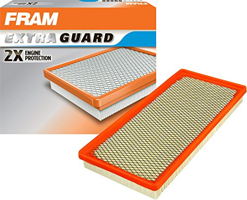 Price comparison product image FRAM Extra Guard Air Filter,  CA8205 for Select Jeep Vehicles