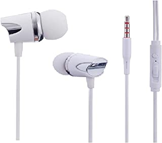 Datazone Headphones,crystal clear sound, Headset, High Definition, in-Ear, Noise Isolating, Heavy Deep Bass for iPhone, iP...