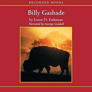 Billy Gashade audiobook cover art