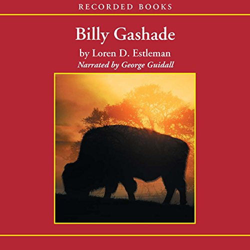 Billy Gashade cover art