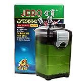JEBO Jiabao 825/829 barril filtro externo 22W filtro del tanque de peces de acuario filtro de pecera grande