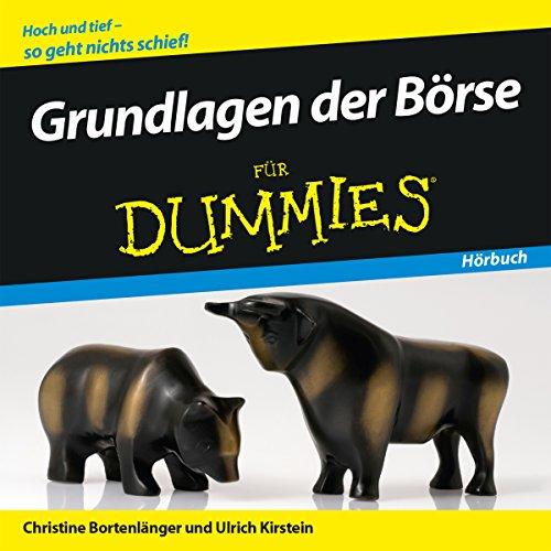 Grundlagen der Börse für Dummies audiobook cover art