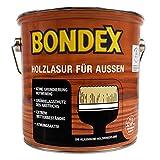 Bondex 795 - Barniz para madera de exterior (4 L), color roble claro