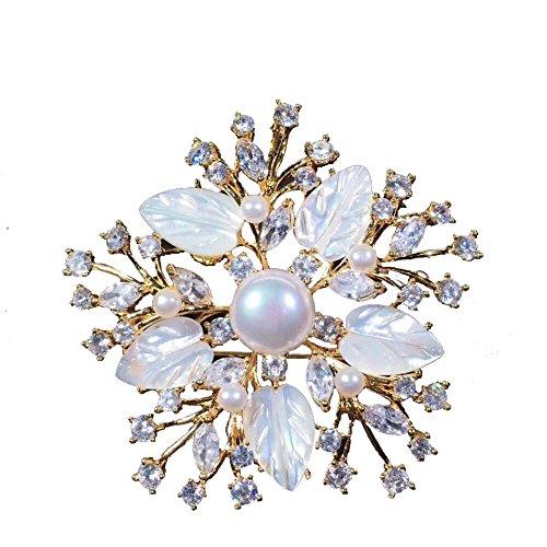 NONNYL aleación aleación perlas agua dulce China perla