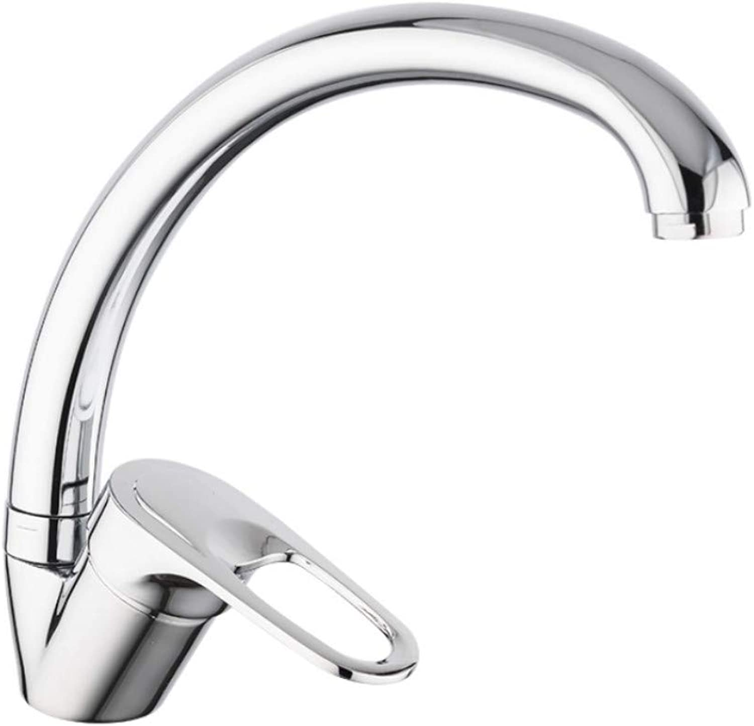 Ayhuir Basin Faucet Chrome Bathroom Sink Faucet Basin Mixer Water Tap Deck Mount Waterfall Sink Faucet Water Mixer Water
