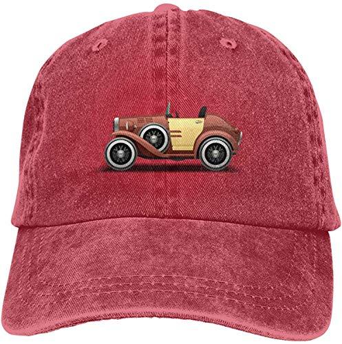 hasakii Buddhistischer Priester Auto Hut Unisex stilvolle Sport verstellbare Cowboy Cap Baseball Cap