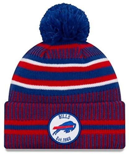 New Era Buffalo Bills Bonnet pour Homme Bleu Taille Unique