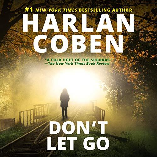 Don't Let Go Audiobook By Harlan Coben cover art