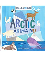 Mcdonald, J: Hello, World! Arctic Animals