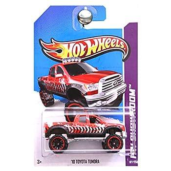 Hot Wheels 2013 HW Showroom  10 Toyota Tundra Truck Red