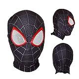 Halloween Mask Superhero Masks Cosplay Costumes Mask Spandex Fabric Material (Child mask, 001) ...