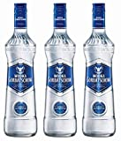 Wodka Gorbatschow 37,5% Vol. (3 x 0.7 l)