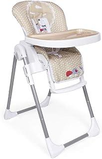 Trona Nature Plegable para bebés de 6 a 36 meses -