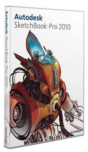 Sketchbook Pro 2010