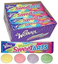 SweeTARTS Giant Chewy Candy 1.5 Ounce Packets,(Pack of 36)