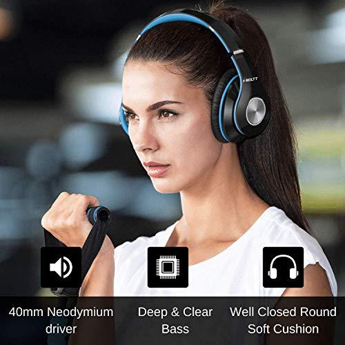 Fire-Boltt Blast 1000 Wireless Bluetooth Headphones