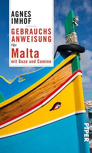 Gebrauchsanweisung für Malta: mit Gozo und Comino