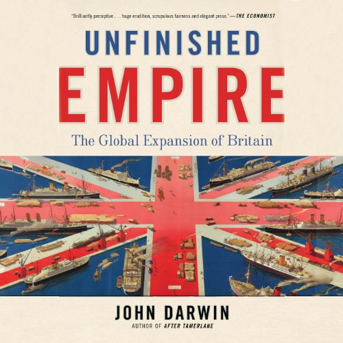 Unfinished Empire cover art