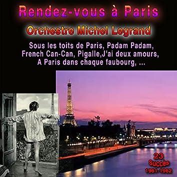 Rendez-vous in Paris, Vol. 2 (1961 & 1962)