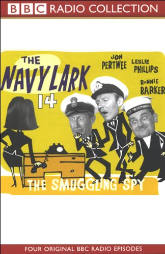 The Navy Lark, Volume 14 audiobook cover art