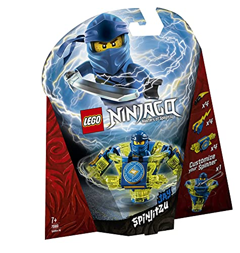 LEGO 70660 Ninjago Jay Spinjitzu (Ritirato dal Produttore)