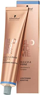 Schwarzkopf Blondme Colouring Bleach and Tone, Cool, 60 milliliters