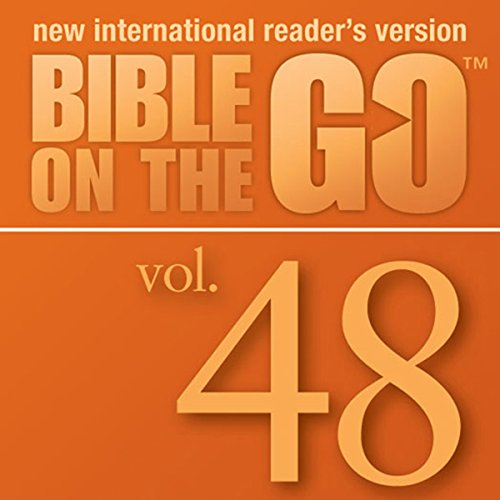 Bible on the Go, Vol. 48: More of Paul's Letters audiobook cover art