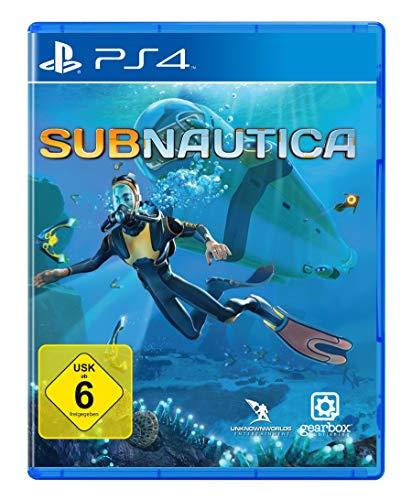 Gearbox Publishing Subnautica