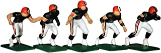 Tudor Games 5-05-D NFL Home Jersey - Cleveland Browns 11 Electric Football Players, Multicolor (Pack of 11)
