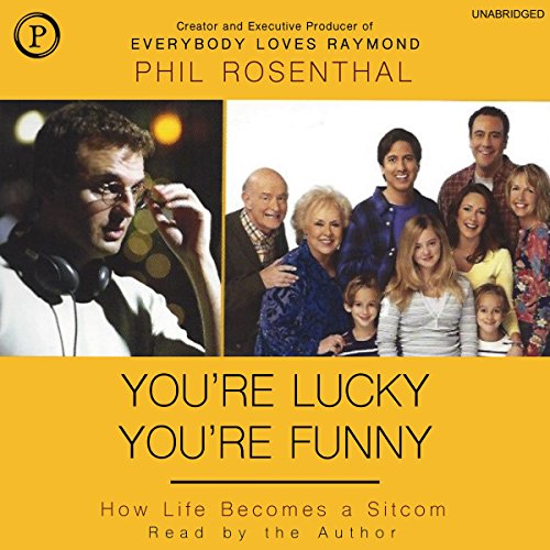 You're Lucky You're Funny cover art