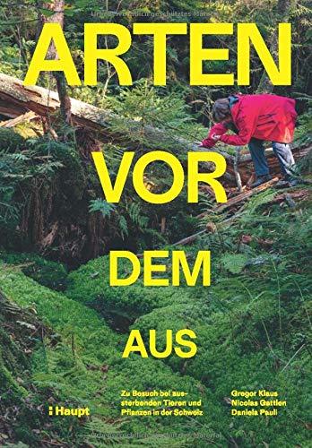 Arten vor dem Aus: Zu Besuch bei aussterbenden Tieren und Pflanzen in der Schweiz