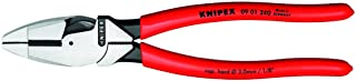 Knipex Tools LP - 0901240SBA 9.5-Inch Ultra-High Leverage Lineman's Pliers