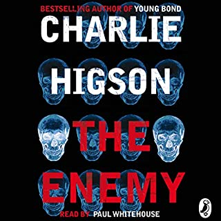 The Enemy audiobook cover art