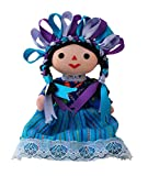 Mexican Handmade Traditional Maria Rag Doll -...