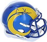 Cooper Kupp Los Angeles Rams Autographed Riddell 2020 - Present Speed Mini Helmet - Autographed NFL Mini Helmets