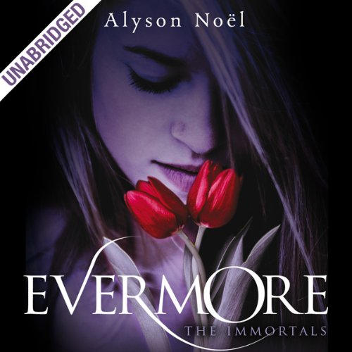 The Immortals: Evermore audiobook cover art