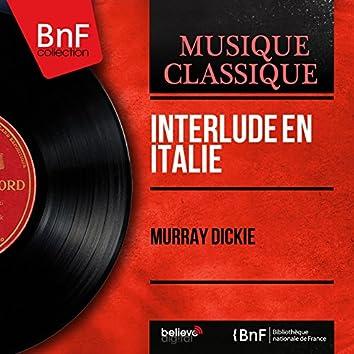 Interlude en Italie (Mono Version)