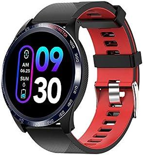 Novasmart Runr İv Akıllı Saat, Siyah/Kırmızı